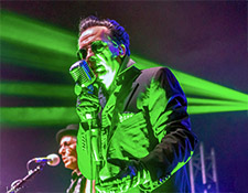 The Damned, Coventry, 30/11/18